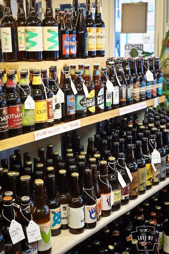 Irish Beers alone!